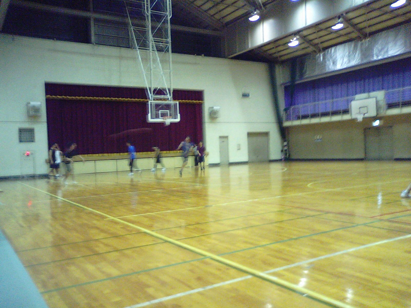 関東実業団の試合